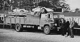 MAN Porsche Renntransporter 1963