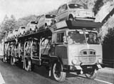 ROLFO Fiat cartransport 500 1959
